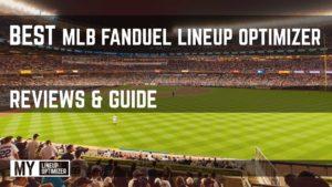 mlb fanduel lineup optimizer