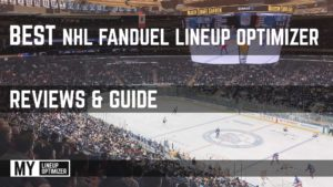 nhl fanduel lineup optimizer