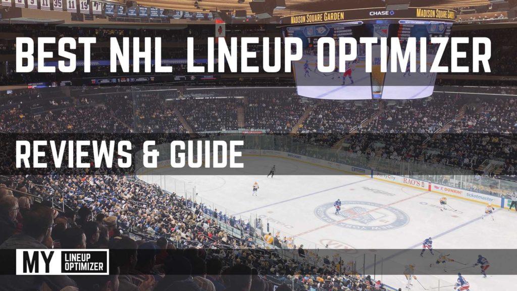 nhl lineup optimizer